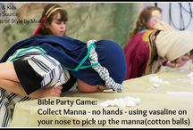 Bible Character Dress Up