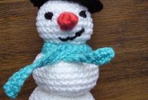 ❤️CHRISTmas Crochet♥️ / by Paola Paes