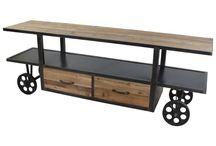 Rijdende meubel