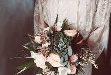 VINTAGE WEDDING BOUQUETS / Styling weddings is a style wedding resource devoted to the modern bride. We cover everything from gorgeous and glamour.