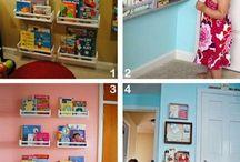 Habitaciones infantiles para 2 añitos / Ideas para habitaciones infantiles para niños y niñas de 2 años. Adaptando la habitación a sus crecimiento y desarrollo.