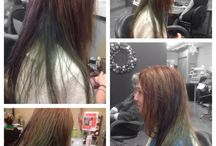 Color makeovers / Challenging color makeovers
