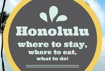 Hawaii Holiday / all things Hawaiian