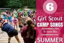 Girl Scout CAMP! / by Girl Scout CSA