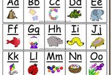 Kinder ABC/Reading