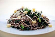 Pasta/Noodles / by Elisa Winter