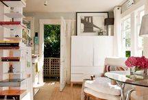 Apartment / Smaller Spaces Ideas / by Marilyn Taylor