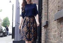 Modest Fashion - Autumn and Winter