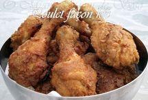 KFC poulet
