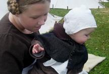 děti středověk