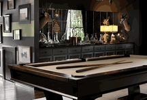Billiards, Media Rooms, and Recreational Spaces