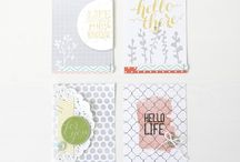 #PLxSU / Project Life by Stampin' Up!