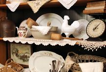 Cool wooden antiques