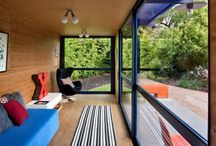 Shipping container showroom ideas / Ideas for shipping container reno to create an awesome showroom