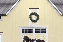 barns! / by Sarah Coleman Hunt