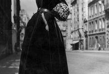 Fashion & vintage / fashion old & new..