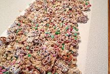 Snack mix / by Barb Orvis