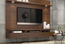 TV showcase
