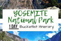 ## Travel: National Parks ##