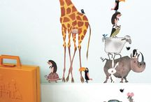 wallpaintings for children