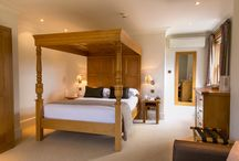 Bedrooms / We have 29 En-Suite bedrooms at Tewin Bury Farm Hotel. They are all individually designed, ensuite double rooms, some converted from the original 17th Century farm buildings.