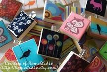 Crafty Stuff / by Anna Quist