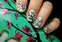 Nail Art / by Kristy Bailey