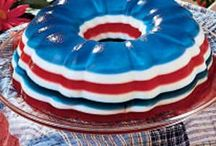 Red, White, & Blue Party Ideas
