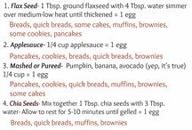Baking and Cooking Tips in the Kitchen ~ Gluten Free & Regular