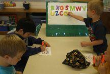 Kindergarten - Alphabet
