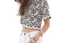 Trends We Love: Lace & Crochet