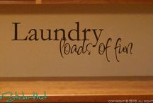 Laundry door / by Amy White