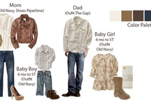 Family|What To Wear / by Birdie Pavlik