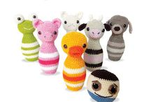 AMIGURUMI / Easy crochet inspiration and patterns for beautiful gifts or to sell.