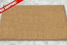 Pet Mats / Personalized Pet Mats | Keep Food and Water Off Your Beautiful Floors and Treat Your Pet To A Personalized Mat.