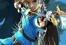 Link (Blue)