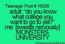 Teenager Posts / What every teenager thinks one of these at some point!