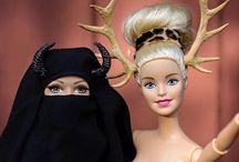 Trophy Wife Barbie -Feminism-
