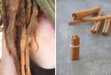Dreadlock decoration - headstrong style