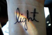 Tattoos / by Jeanne Soubry
