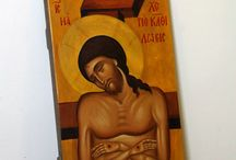 Byzantin Icons by Maria Galie