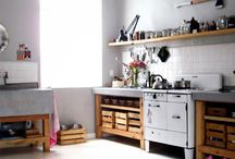 room to cook in / by Claudia