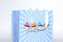 PP Woven Carrier bags