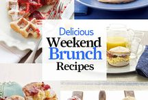 Eat: Breakfast and Brunch / sweet and savory breakfast and brunch recipes / by Vain brat