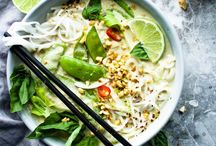 Cooking // Thai