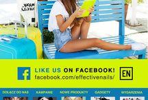 Znajdź nas! / Dołącz do nas na naszych innych kanałach społecznościowych! Zapraszamy!  https://facebook.com/effectivenails/ https://instagram.com/effective_nails/ https://pinterest.com/effectivenails/ https://www.youtube.com/channel/UCNrQNOUR4Tcj2MrmUj7wseQ
