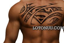 tatoo superman