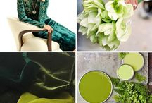 Pantone color of the year 2017: Greenery / Christopher Guy Greenery selection