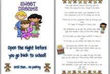 School: Beginning of the Year / by Heather Carrigan