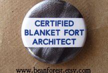 Blanket forts / by Mackenna Morse